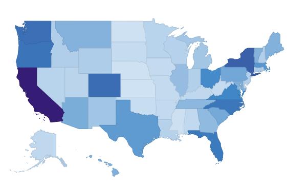 East Coast, West Coast, Where In America should you live? | an ...